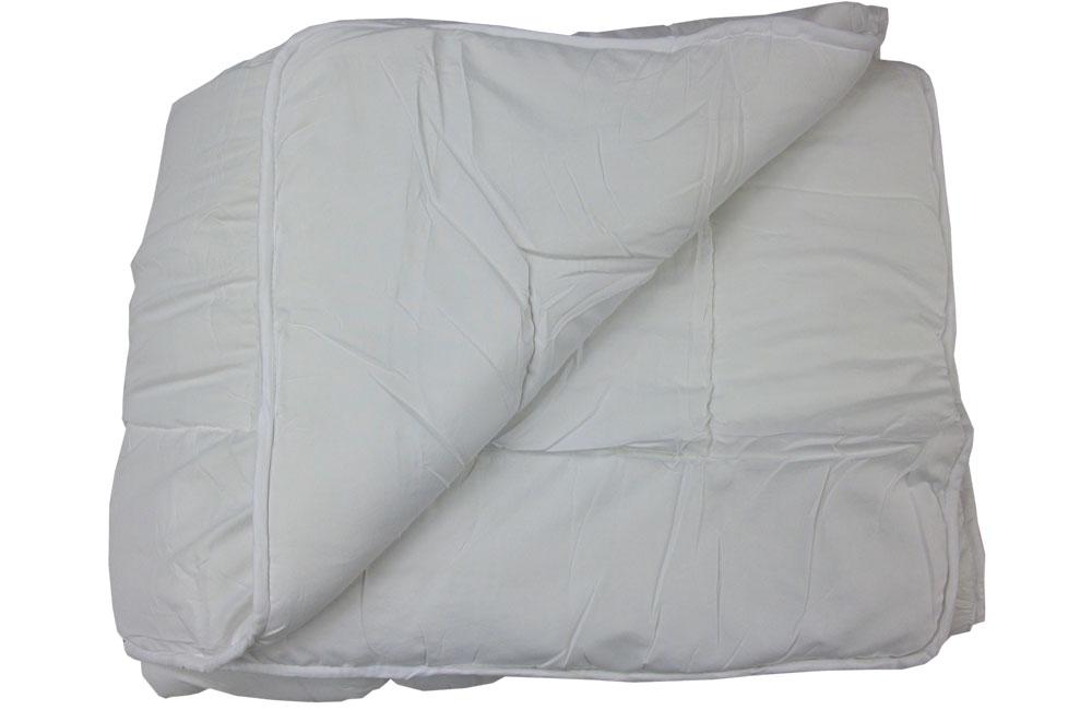 couette blanche d 39 hiver microfibres 400 g m2 140x200 cm toronto ebay. Black Bedroom Furniture Sets. Home Design Ideas